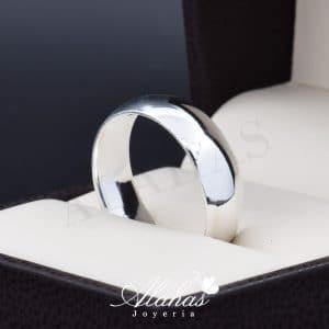 Alianza de boda en Plata 925 ABPA-003