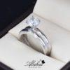 Duo de boda oro 14k Joyeria Alahas DO-016
