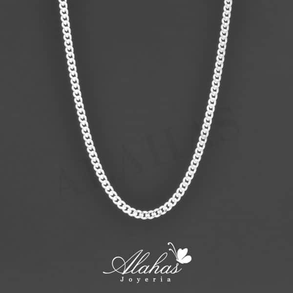 Cadena en plata 925 Joyeria Alahas CP-001
