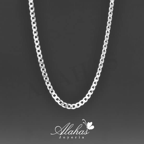 Cadena en plata 925 Joyeria Alahas CP-002