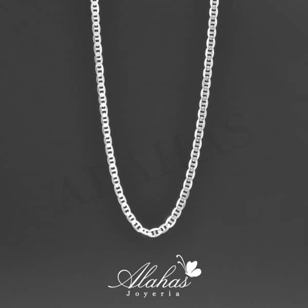 Cadena en plata 925 Joyeria Alahas CP-007