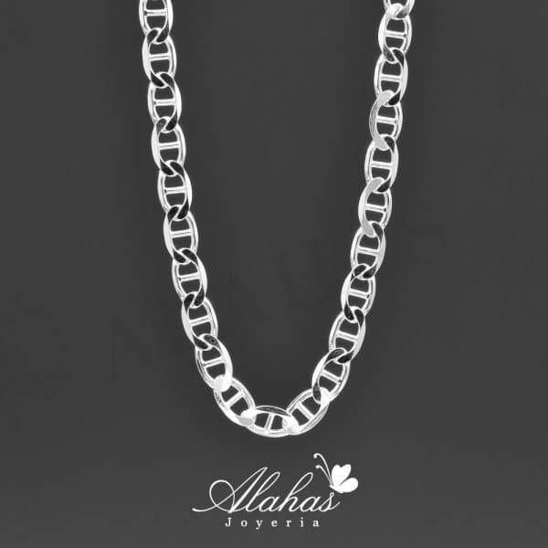 Cadena en plata 925 Joyeria Alahas CP-009