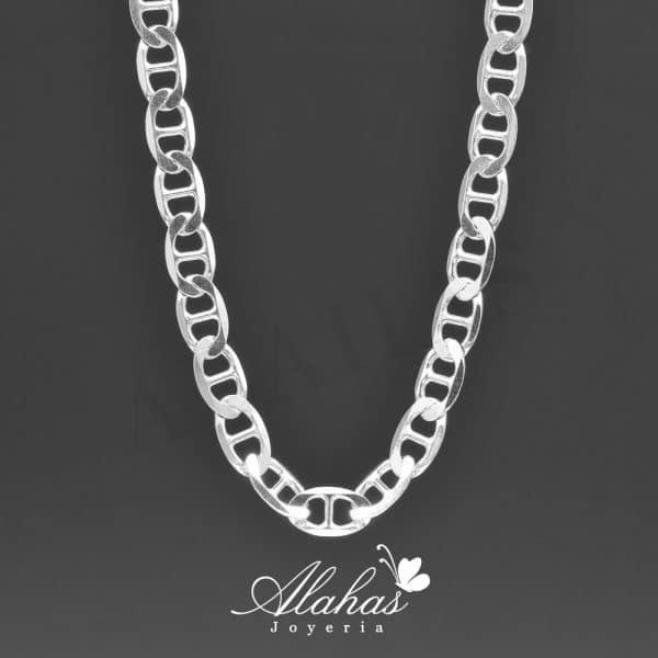 Cadena en plata 925 Joyeria Alahas CP-010