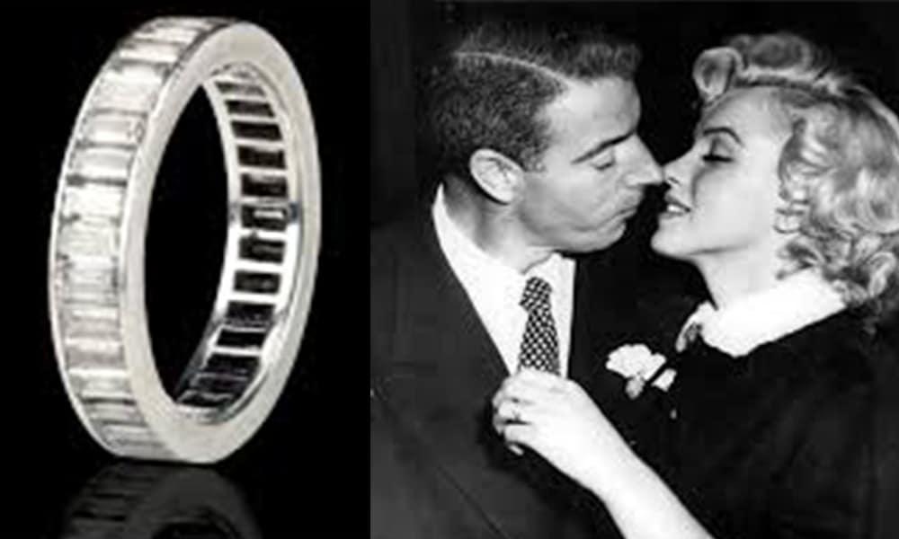 Anillo de compromiso Marilyn Monroe