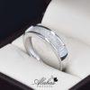 Alianza de boda oro 14k Joyeria Alahas AO-015