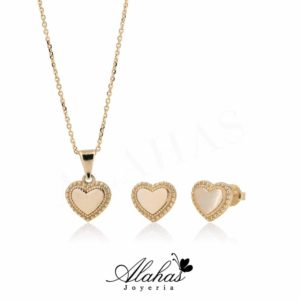 Set en oro 14k SO-008